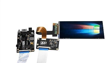 Accesorios de la impresora 3D, 2K LS055R1SX03 5,5 pulgadas de ...