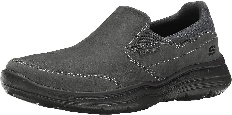 Skechers Glides-Calculous 64589, Zapatillas de Entrenamiento para Hombre