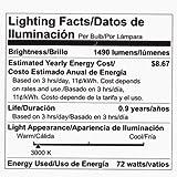 Philips 426049 72-watt A19 Dimmable Halogen Light