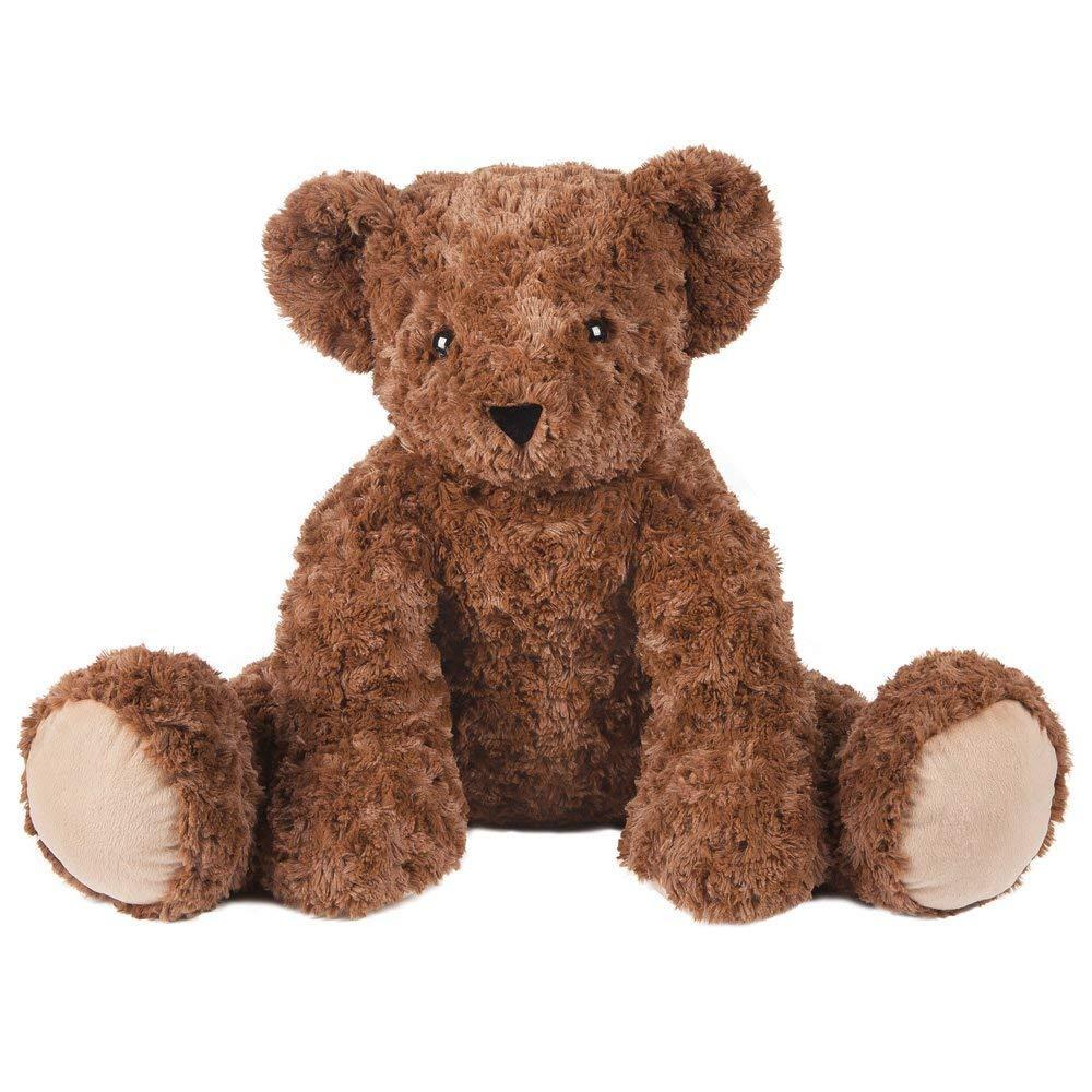 Vermont Teddy Bear - Big Stuffed Teddy Bear, Huge Soft Plush Animal, Floppy 3' Bear, Brown by Vermont Teddy Bear