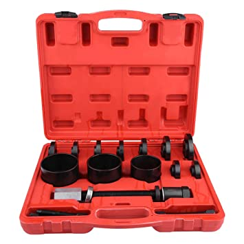 Cocoarm Extractor Rodamientos Instalador de Rodamientos Buje de Rueda de Rueda Herramientas Extractor para Las Ruedas