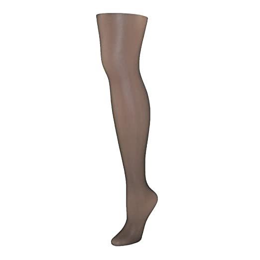 Hanes Silk Reflections Women's Control Top Sheer Toe Nylon