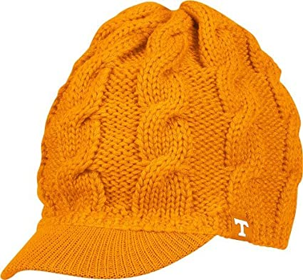 quality design 17a2d 5a2f8 ... usa adidas tennessee volunteers womens visor knit hat kg52w 928e3 8ce74