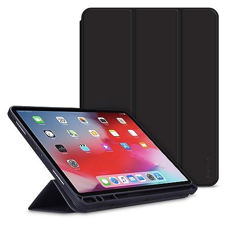 new concept 3238b cf317 Amazon.com: BIGPHILO iPad Pro 11 Case with Apple Pencil Holder ...