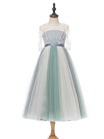 Longueur robe fille 4 ans