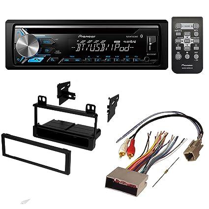 Astonishing Amazon Com Aftermarket Car Stereo Receiver Radio Kit Dash Wiring 101 Hemtstreekradiomeanderfmnl