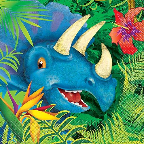 Dinosaur Party Napkins, 16ct (Napkin Dinosaur)