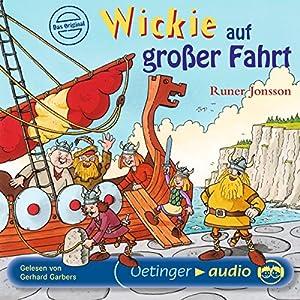 Wickie auf großer Fahrt Hörbuch
