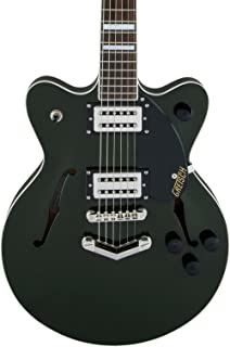 gretsch g2655 streamliner center block jr  - torino green, v-stoptail