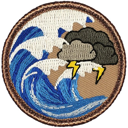 The Thunder Wave Patrol Patch - 2