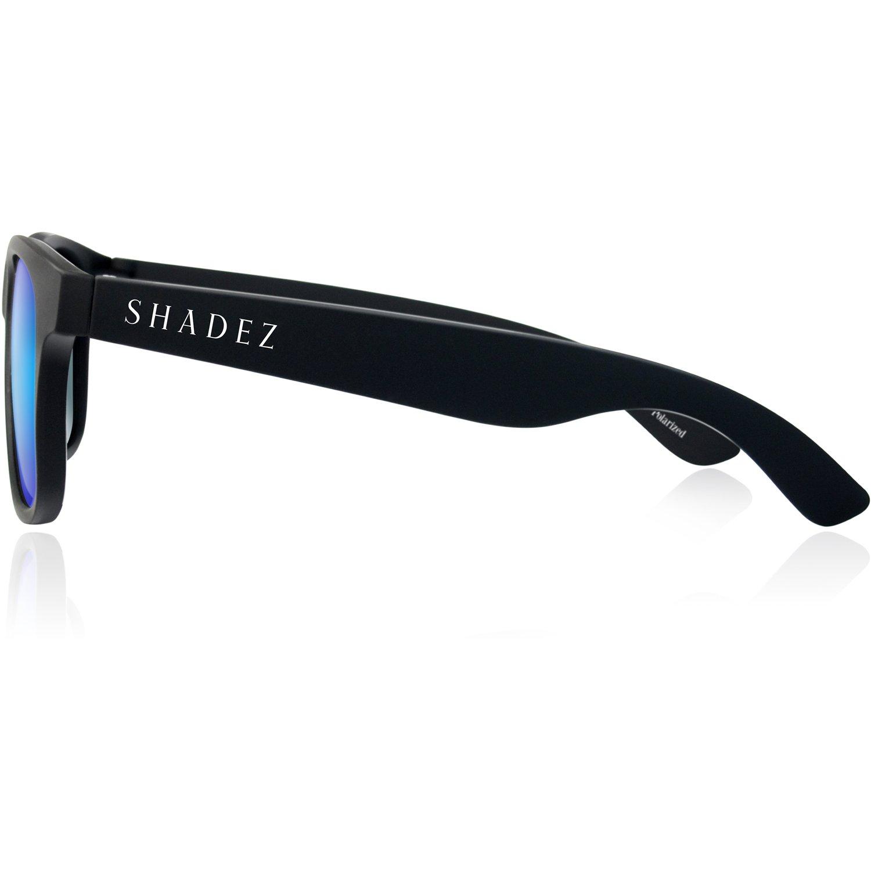 f0509735fa Amazon.com  SHADEZ Kids Polarized Flex Frame Aviator Sunglasses 100% UV  Protection for Children and Teens  Clothing