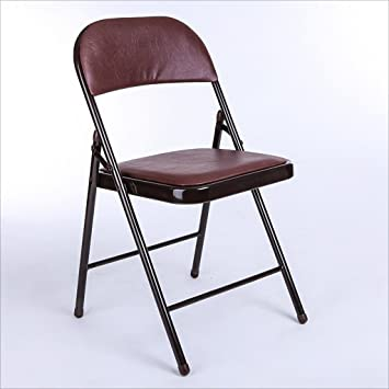 Simple maison QL chaise pliable Chair portable étudiant nPwk08OX