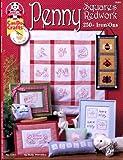 Penny Squares Redwork: 250 Iron-Ons (Suzanne McNeill Design Originals, No. 5101)