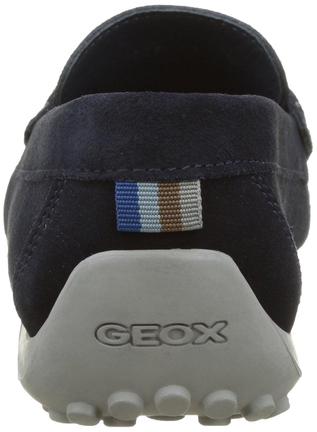Geox Uomo Snake Mocassino F, Mocasines para Hombre: Amazon.es: Zapatos y complementos