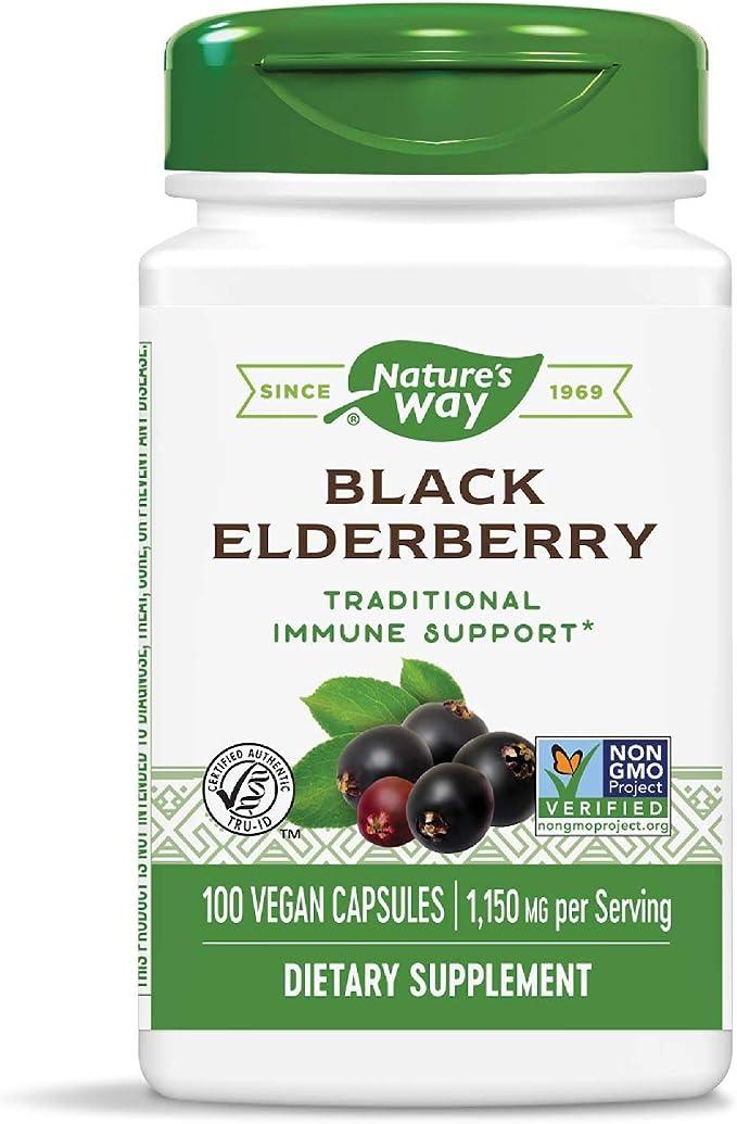 Nature's Way Black Elderberry