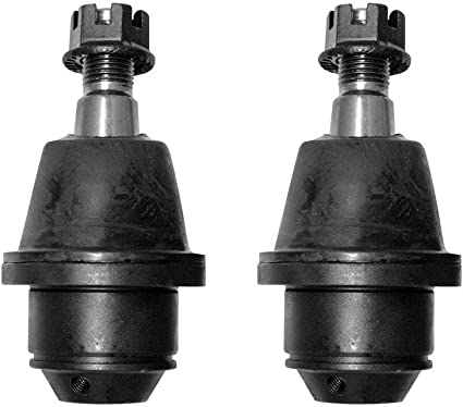 Detroit Axle 2 Both Brand New Front Lower Driver /& Passenger Side Control Arm and Ball Joint Assembly for Torsion Bar Suspension ONLY