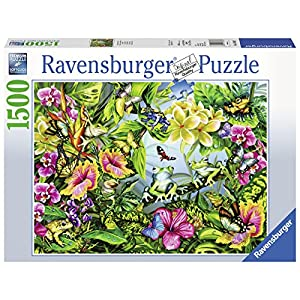 Ravensburger 16363 Find The Frogs Puzzle 1500 Pezzi