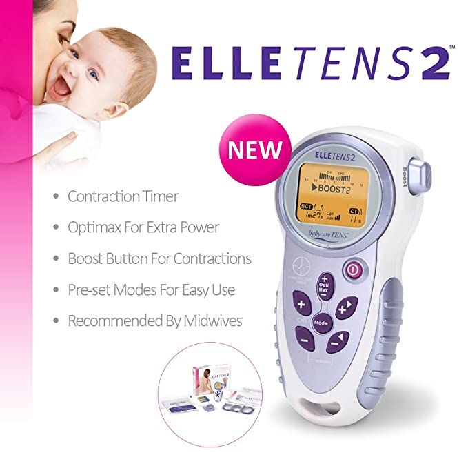 Elle TENS 2 with Contraction Timer & image 1
