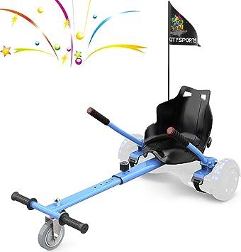 COLORWAY Aiento Kart para Hoverboard de Equilibrio Automático ...