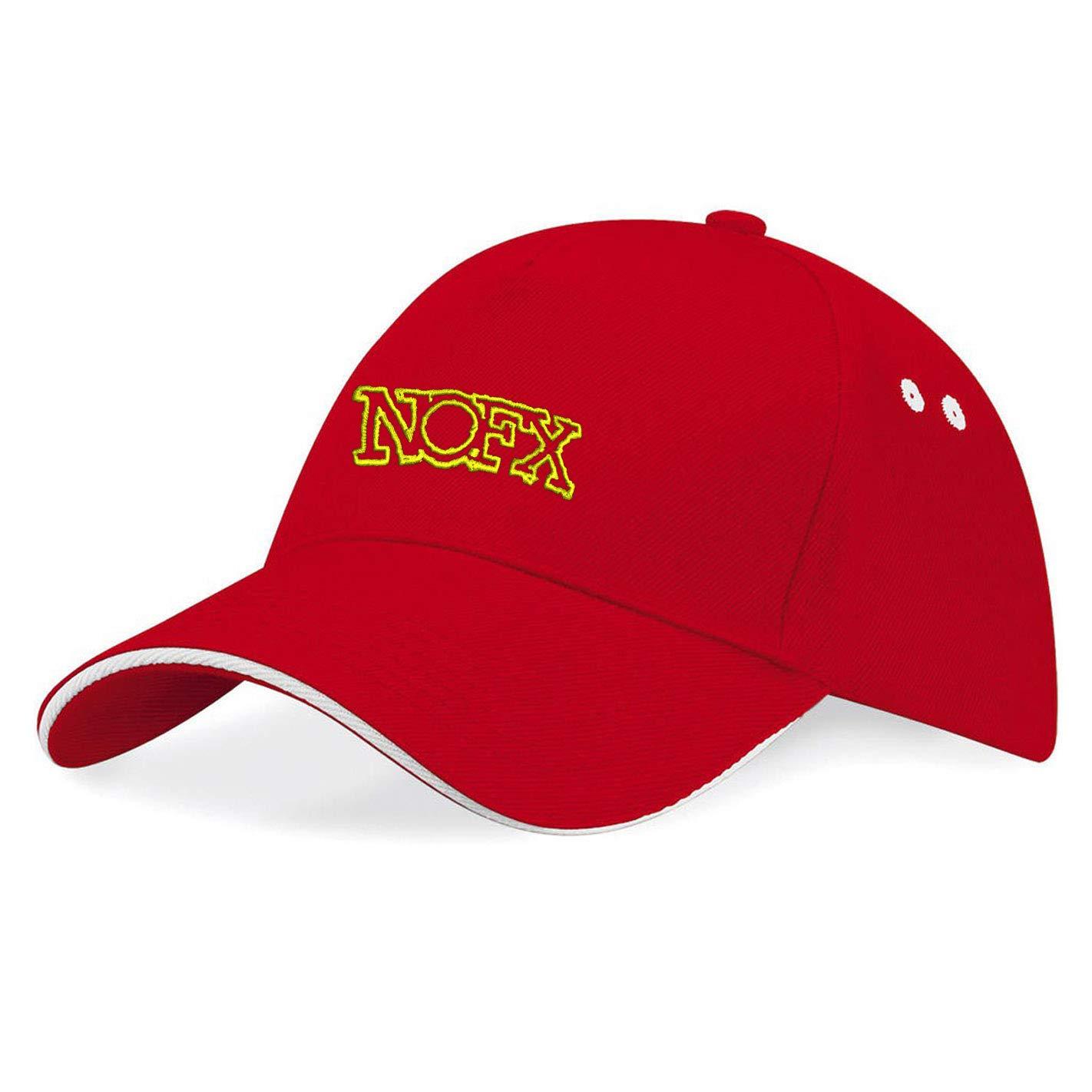 Gorra de béisbol Bordada Plus NOFX Punkrock- y Melodic-Hardcore ...