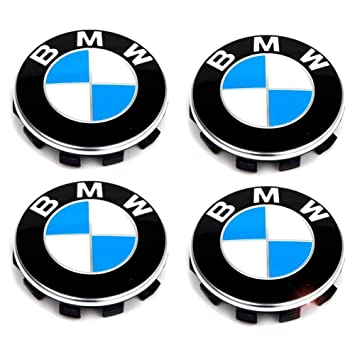 Juego de 4 tapacubos para BMW, tapacubos de 56 mm, tapacubos para Llantas de BMW: Amazon.es: Coche y moto