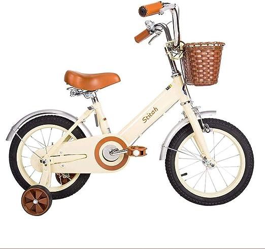 YONGYONGCHONG Carretilla Bicicleta niña de Bicicletas de niños de ...