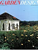 img - for Garden Design (July/August 1992) book / textbook / text book