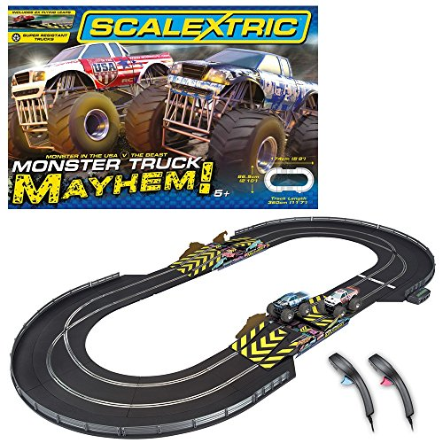 Scalextric - Sca1302p - Circuit - Coffret Monster Truck - Echelle 1/32