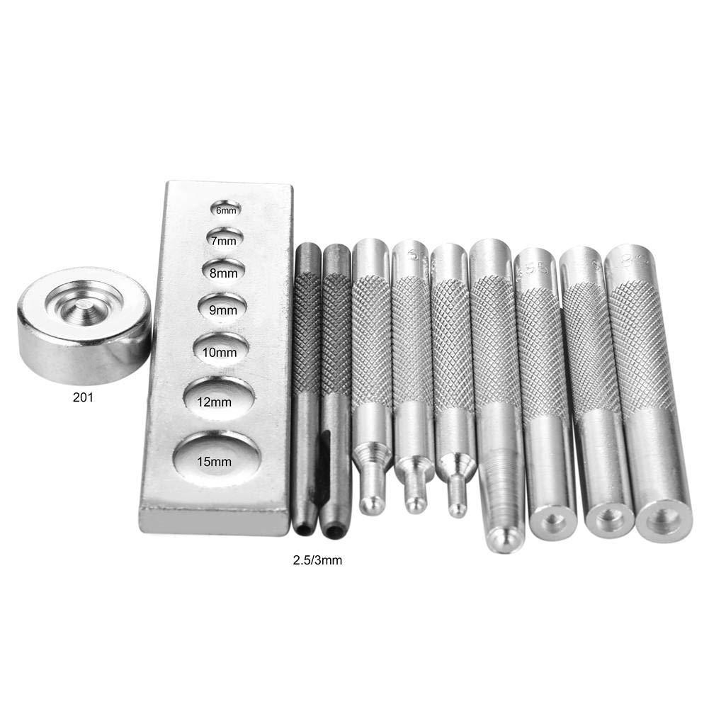 Remaches tubulares de metal con kit de herramientas de fijación para ...