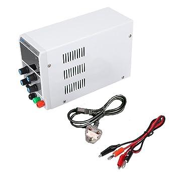 skytoppower stp3010 0 ~ 30 V 0 ~ 10 A precisión ajustable DC Regulada alimentación Digital