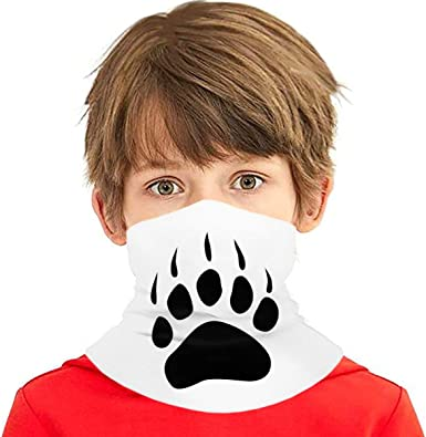 Paw Patr-ol Kids Seamless Rave Neck Gaiter Bandanas 12-in-1 Multifunctional Summer Cooling Boy Girl Mouth Cloth Cover Balaclavs Tube Headband