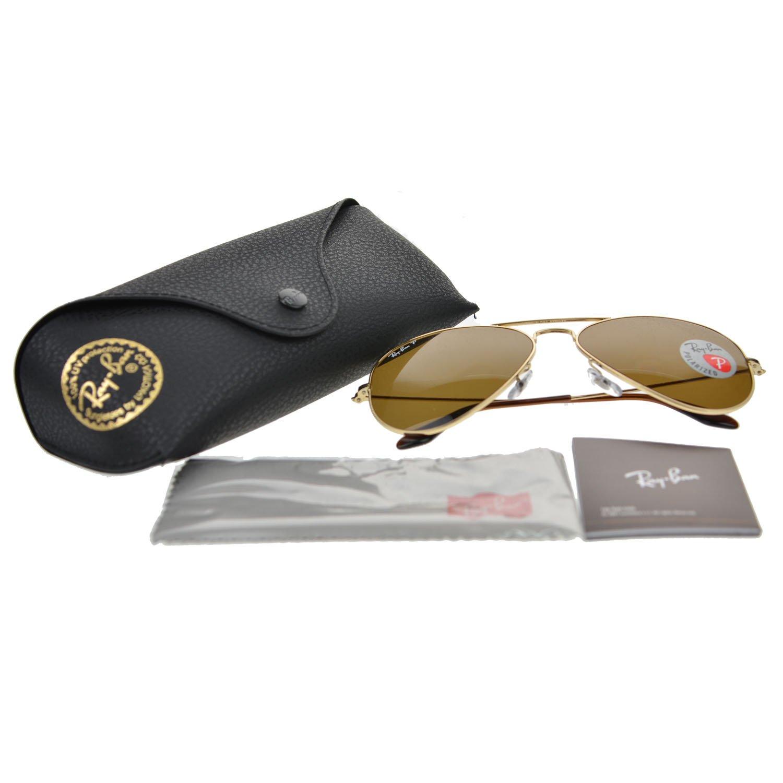 RayBan RB3025-58-001-57 RayBan Gafas de sol: Amazon.es: Ropa y accesorios