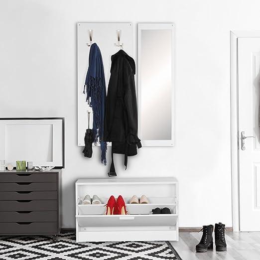 Armadio A Muro Con Specchio.Kadimadesign Armadio A Muro Con Specchio Jana Scarpiera
