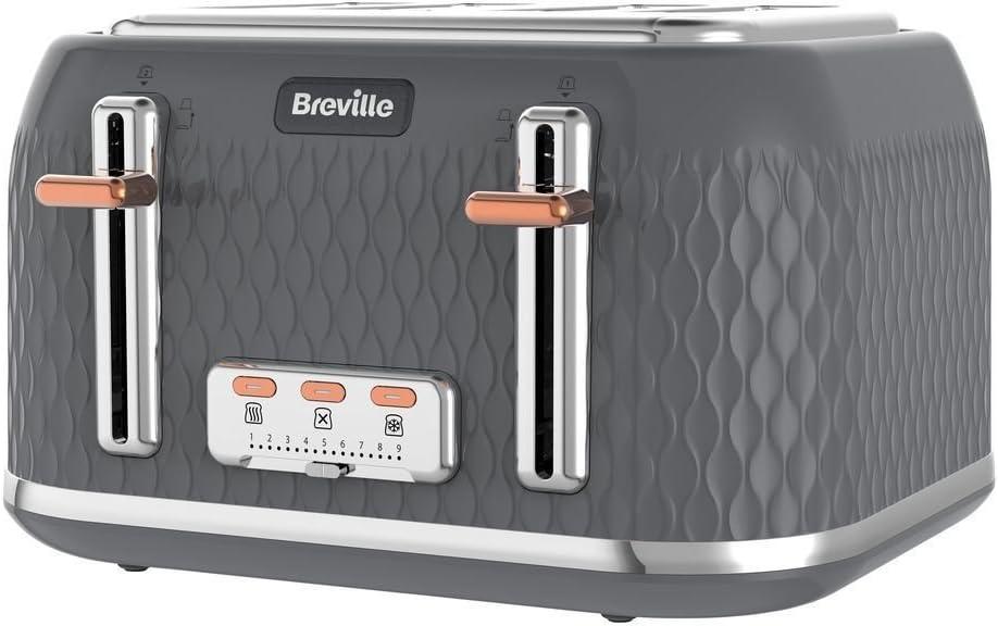 Buy BREVILLE Curve VTT912 4 Slice