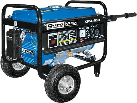 Amazon.com: DuroMax XP4400-CA Generador portable a gas ...