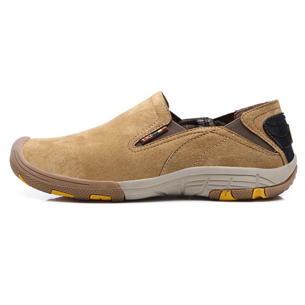 Sommer-beiläufige Schuhe der Männer Im mittleren Alter Vater Schuhe Geschnürte Schuhe