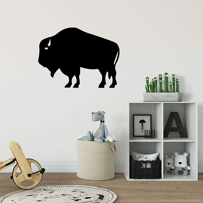 The Best Bison Office Decor