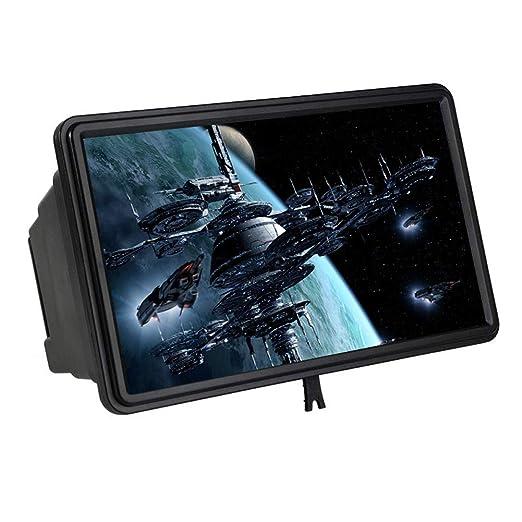 GH&YY Amplificador Smartphone Escalable Universal HD Movie Video ...
