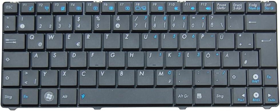 Teclado original Asus Eee PC 1101HA Series Negro DE NUEVO ...