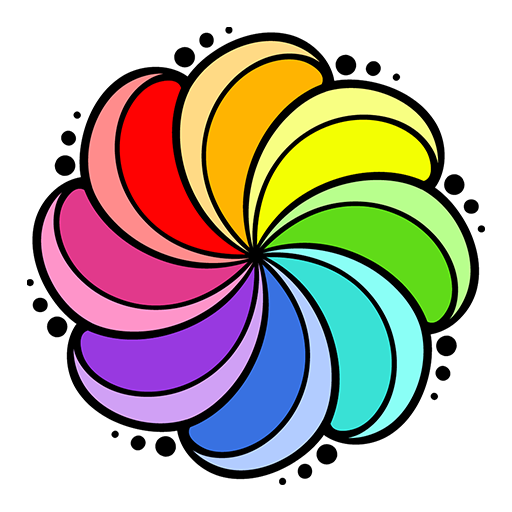 ColorFlow: Coloring Book for Adults & Mandala -