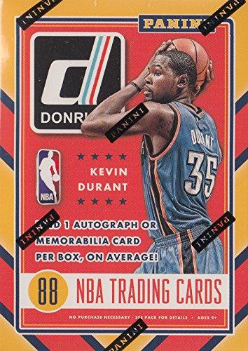 NBA Basketball 2015-16 Donruss Trading Card Blaster Box (Panini) by Panini America, Inc. (Retail)