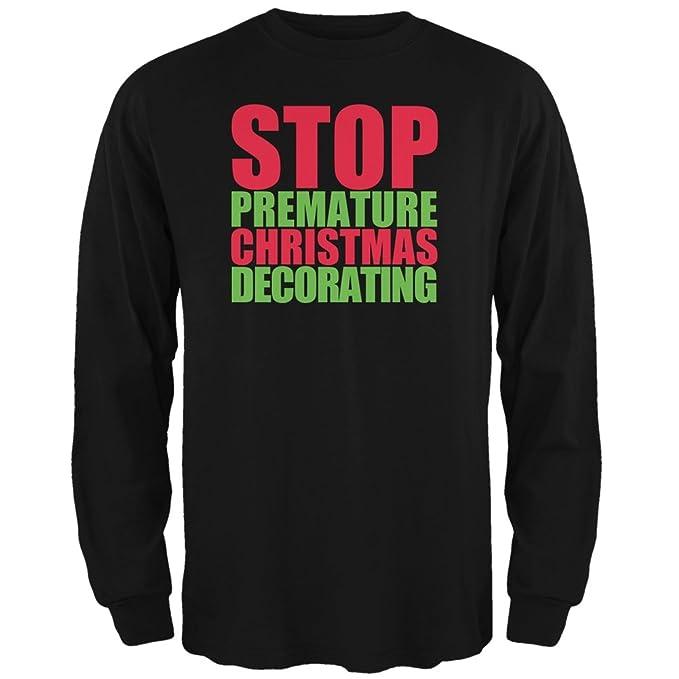Como Decorar Una Camiseta De Navidad.Old Glory Parada De Navidad Prematura Decorar Camiseta Negra