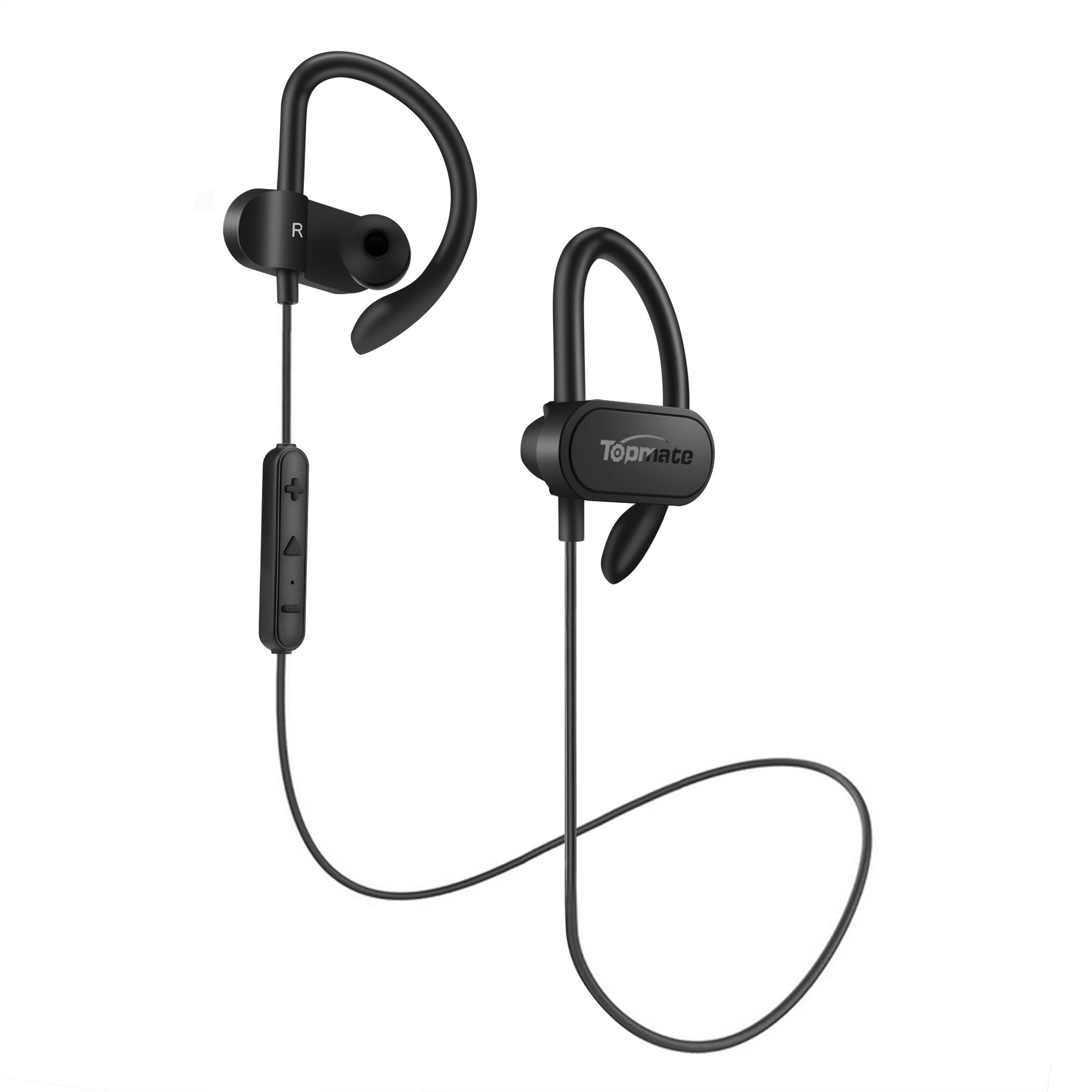 Amazon.com: Topmate Bluetooth Earphones Wireless Earbuds