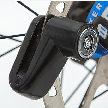 Anti Theft Bike Bicycle Motorcycle Rotor Brake Disc Alloy Safety Lock Wheel Lock