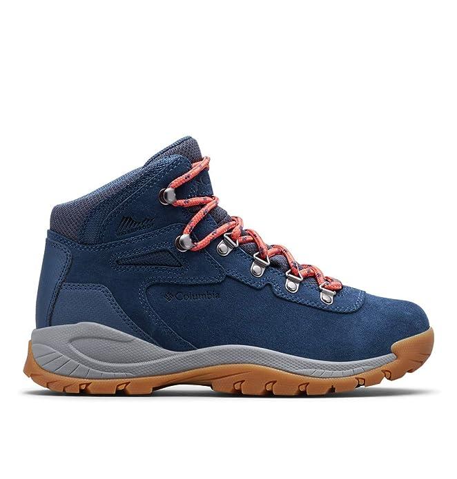 Columbia 哥伦比亚 Newton Ridge Plus 户外防水女式登山靴 8折$63.92 海淘转运到手约¥545 中亚Prime会员可免运费直邮到手约¥490