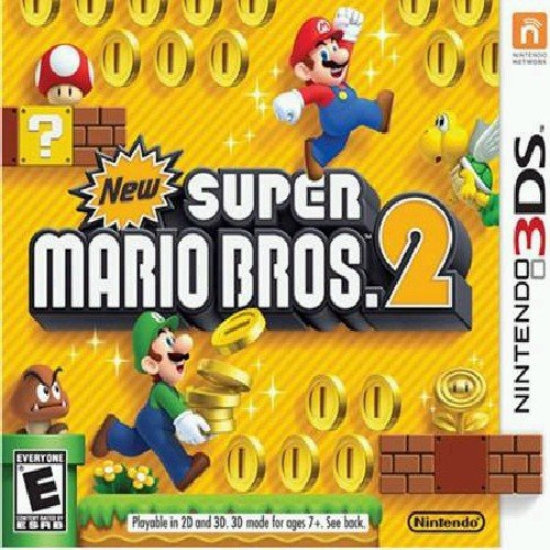 New Super Mario Bros. 2 - video games to play when high