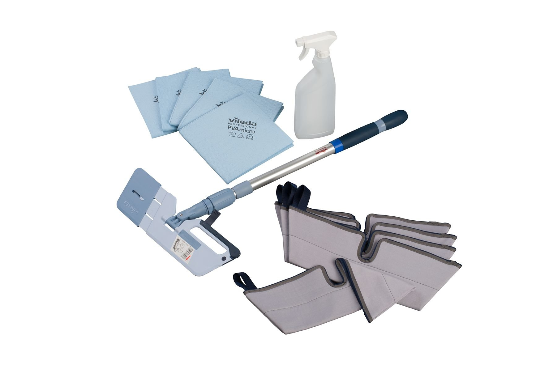 Vileda Professional 146501 Interior Cleaning Kit (1 unit)