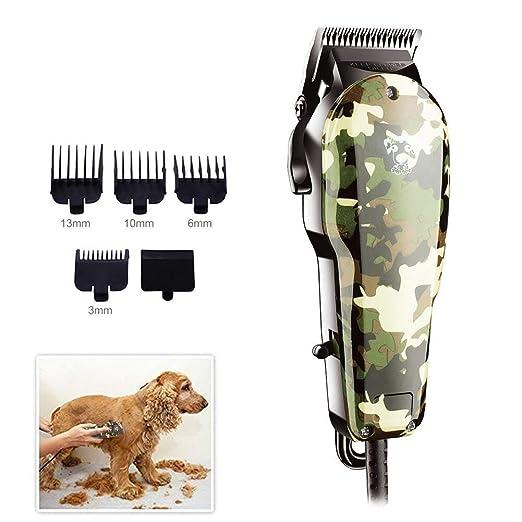 SURKER Cortapelos Perro Cortadora de pelo profesional para perros maquina para cortar pelo de perros Para Mascota Gato ,verde: Amazon.es: Salud y cuidado ...