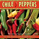 Chile Peppers 2019 Wall Calendar