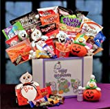 Boo Box Halloween Trick or Treat Candy Care Package for Kids